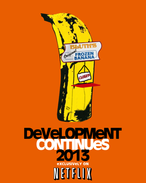 netflix arrested development poster