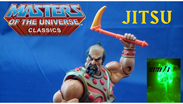 Post image for Toy Review – Masters of the Universe Classics Jitsu