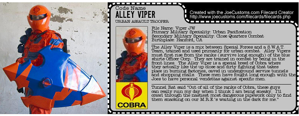 Post image for Real-Life Alley Viper Will Blow Your Mind