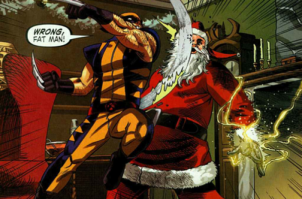 Post image for 'Tis the Season: 12 Christmas-Themed Comic Book Covers that are More Forced than Festive