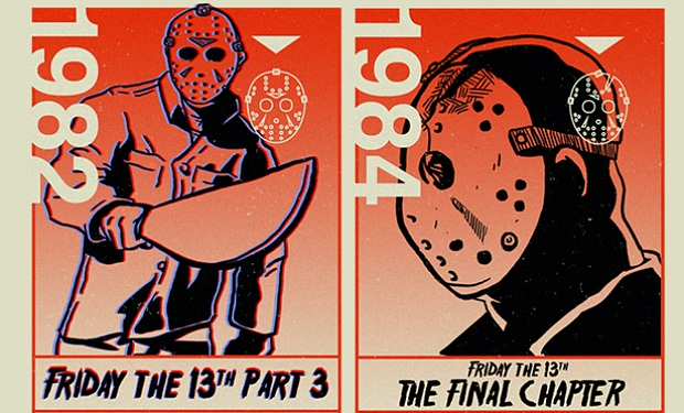 Post image for INFOGRAPHIC – The Evolution of Jason Voorhees